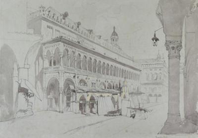 The Palazzo Della Ragione and Piazza Delle Erbe