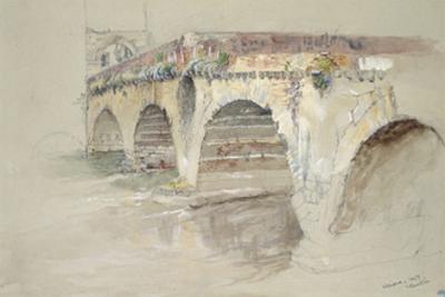 The Ponte Della Pietra