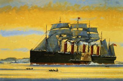 Great Eastern by John S. Smith