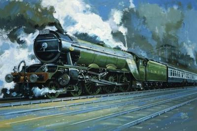 The Flying Scotsman by John S. Smith