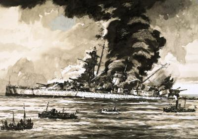 The Graf Spee by John S. Smith