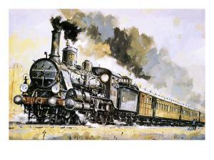 The Orient Express, Introduced in 1883 by John S. Smith