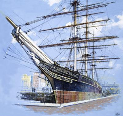 The Tea Clipper Cutty Sark by John S. Smith