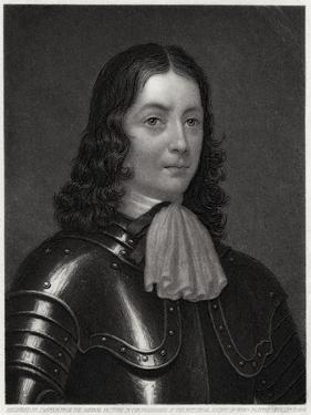 William Penn, after 1666 by John Sartain