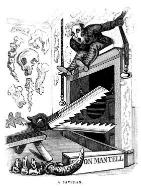 A Sawrian, 1836 by John Scott