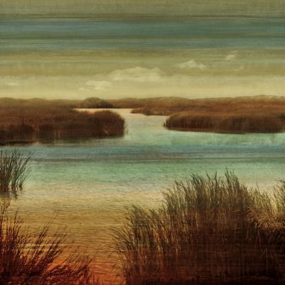 On The Water I by John Seba