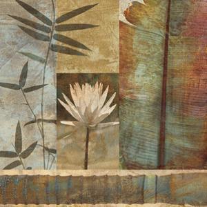 Palm Garden II by John Seba