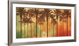 Palm Paradise by John Seba