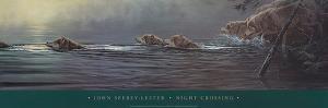 Night Crossing by John Seerey-Lester