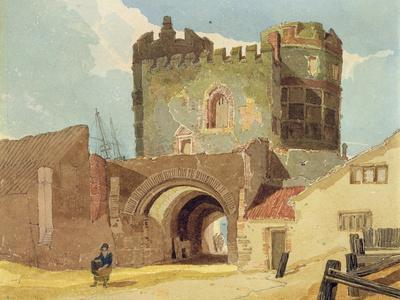 The South Gate, Great Yarmouth, Norfolk