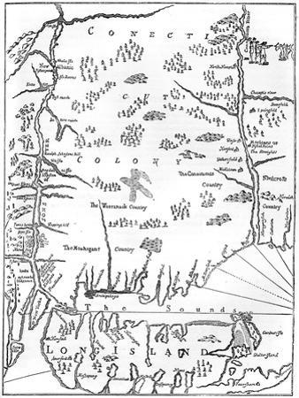 Connecticut, C17th Century