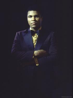 Muhammad Ali by John Shearer