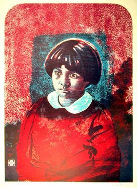 Portrait of a Boy by John Shemitt Houser