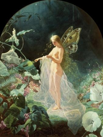 Titania, 1866 by John Simmons