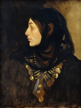 A Fellah Woman by John Singer Sargent