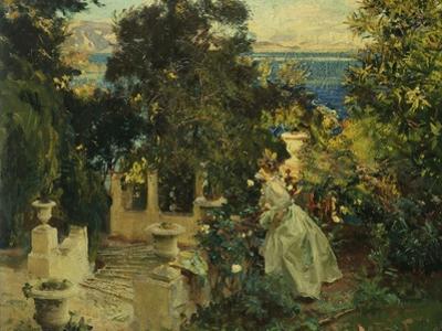 A Garden in Corfu, 1909