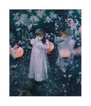 Carnation, Lily, Lily, Rose by John Singer Sargent