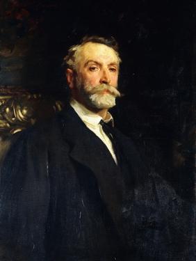 Edgar Vincent, Viscount d'Abernon, G.C.M.G., 1906 by John Singer Sargent