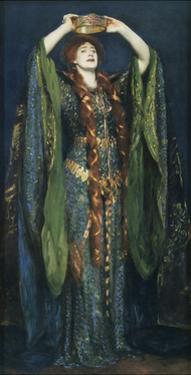 Ellen Terry as Lady Macbeth by John Singer Sargent