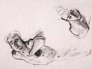 Figure Studies by John Singer Sargent