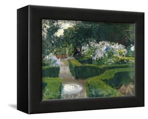 Garden in Granada by John Singer Sargent