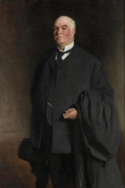 Henry Richardson, 1902 by John Singer Sargent