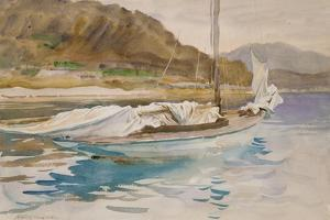Idle Sails, 1913 by John Singer Sargent