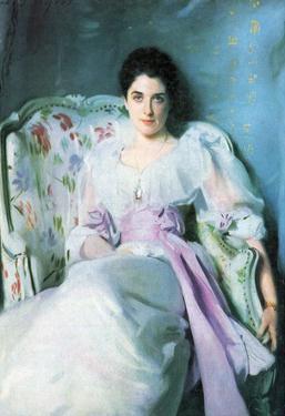 John Singer Sargent Lady Agnew Art Print Poster