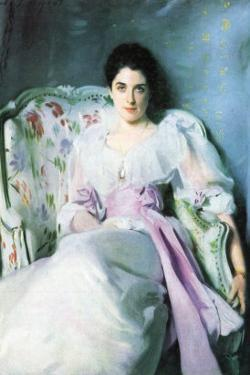 Lady Agnew by John Singer Sargent