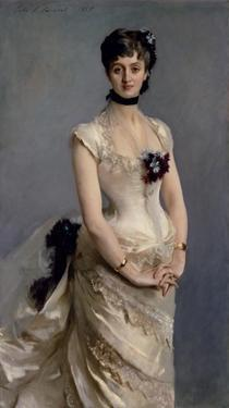 Madame Paul Poirson, 1885 by John Singer Sargent