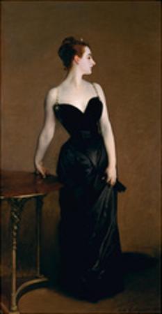 Madame X (Madame Pierre Gautreau) by John Singer Sargent