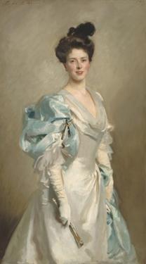 Mary Crowninshield Endicott Chamberlain, 1902 by John Singer Sargent
