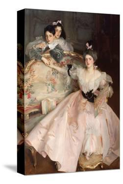 Mrs. Carl Meyer and her Children, 1896 by John Singer Sargent