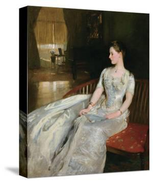Mrs. Cecil Wade, 1886 by John Singer Sargent