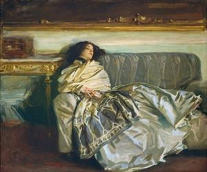 Nonchaloir (Repose), 1911 by John Singer Sargent