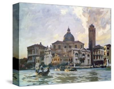Palazzo Labia, Venice by John Singer Sargent