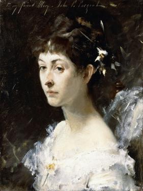 Portrait of Mary Turner Austin, C.1878 by John Singer Sargent