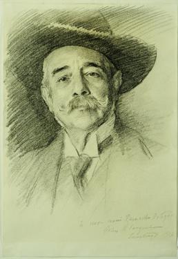 Portrait of Ramacho Ortigao, 1903 by John Singer Sargent