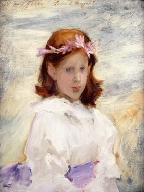 Portrait of Teresa Gosse, 1885 by John Singer Sargent