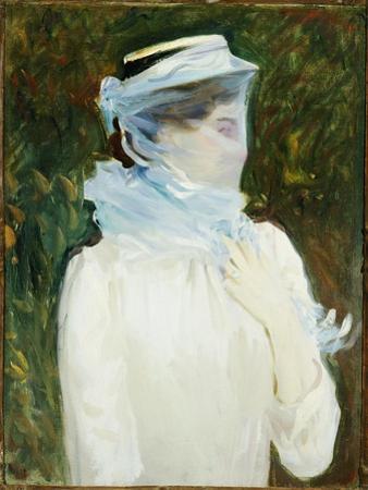 Sally Fairchild, C.1890 by John Singer Sargent