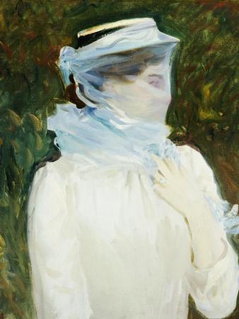 Sally Fairchild, circa 1890