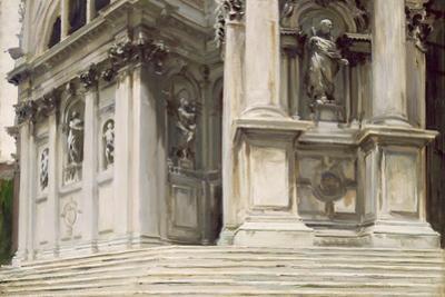 Santa Maria Della Salute, Venice, c.1904 by John Singer Sargent