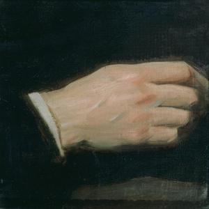 Study of a Hand by John Singer Sargent