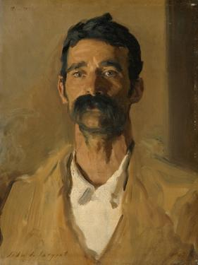 Study of a Sicilian Peasant, 1907 by John Singer Sargent