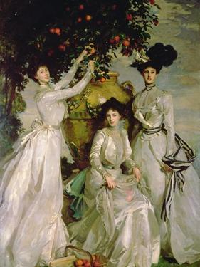 The Acheson Sisters by John Singer Sargent