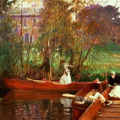 The Boating Party, 1889