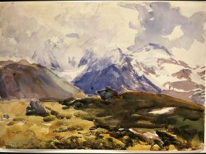 The Simplon, C.1910 by John Singer Sargent