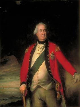Charles, 2nd Earl and 1st Marquis Cornwallis, C.1795 by John Singleton Copley