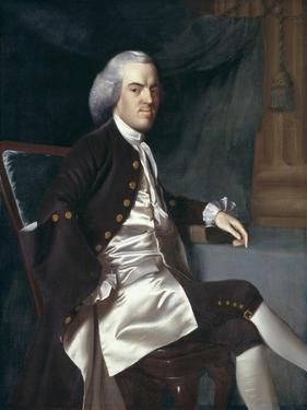 Daniel Hubbard, 1764 by John Singleton Copley