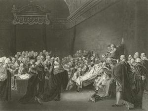 Death of the Earl of Chatham, 1778 by John Singleton Copley